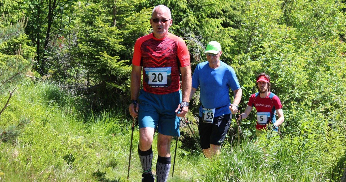 Cross - Nordic Walking