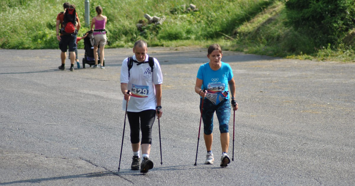 Memoriál J. Stilla - Nordic Walking