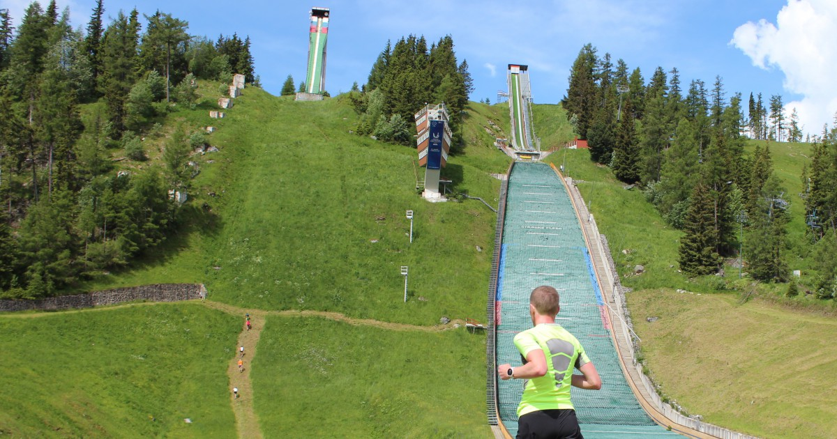 Interski Run